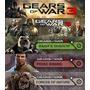 Gears Of War 3 Dlc (seasson Passs)