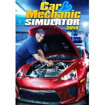 Mecánico De Coches Simulador 2014 [código De Juego Online]