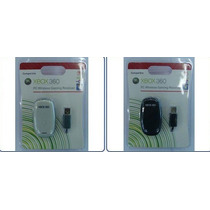 Receptor Adaptador Inalambrico Xbox360 Para Pc, Laptop, Etc.