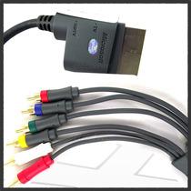 Cable Componente Hd Para Xbox 360 Video Original Microsoft