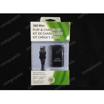 Bateria, Pïla Recargable Xbox 360 La De Mayor Duracion Kit