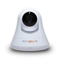 Astro Ver Hd Monitoreo 360 Inalámbrica Wi-fi Cámara De Vídeo