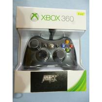 Control Alámbrico Xbox 360. Original. Nuevo. By Microsoft