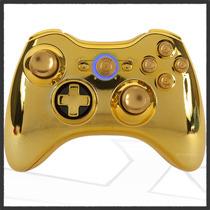 Control Xbox 360 Ultra Custom Carcasa Leds Rapidfire Y Mas
