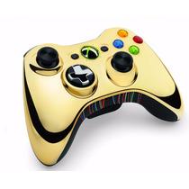 Control Xbox 360 Dorado Edición Limitada ¡remate!