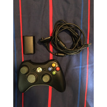 Control Para Xbox 360 Slim Con Carga Y Juega