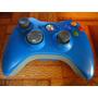Control Azul De Xbox 360 Original