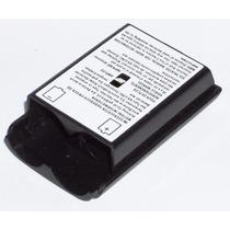 Lote De 3 Tapas Para Baterias De Control Xbox 360