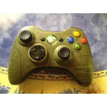 Control Inalambrico Edicion Especial Halo 3 Odst Para Tu 360