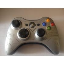 Control Para Xbox 360 Edicion Halo Reach Seminuevo