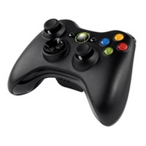 Control Wireless Microsoft Xbox 360 Negro Jr9-00011