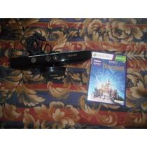 Kinect Xbox 360 Funcionando Al 100% Mas Regalo Juego