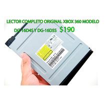 Lector Completo Xbox 360 Original $190 Pesos