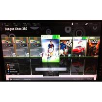 Xbox 360 Slim 500gb. Rgh Para Cibers Y Maquinitas Dlc Jtag