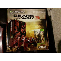 Xbox 360 Edición Gears Of War 3