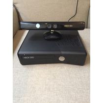 Xbox 360 Slim (con Control, Un Juego Y Kinect)