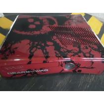 Xbox 360 Edicion Gears Of War 3 + Rgh + Lt3.0 +320gb