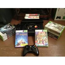 Xbox Kinect Con 21 Y Un Control