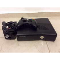 Xbox 360 Slim Diadema Y Dos Juegos Gears Of War Y Metro