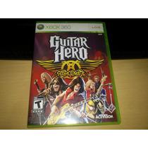 Guitar Hero Aerosmith Para Xbox 360