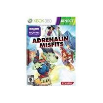 Kinect Adrenalin Misfits Xbox 360 Nuevo, Sellado