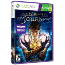 Xbox 360 Fable The Journey Ntsc Nuevo Sellado Direc Usa Omm