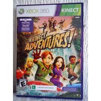 Kinect Adventures, Juego Para Kinect X-box 360