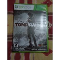 Video Juego Tomb Rider P/ Xbox 360 Nuevo Microsoft Open Box
