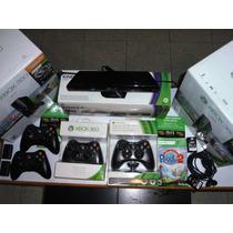 Sensor Kinect Con Juego Kinect Sport Xbox 360 Slim Fat Hd