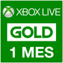 1 Mes Xbox Live Gold Xbox One 360 Súper Oferta!