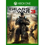 Codigo Gears Of War 3 Xbox 360 Y Xbox One