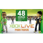 Membresia Xbox Live Gold 48 Horas