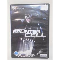 Splinter Cell Juego Xbox Disco E811