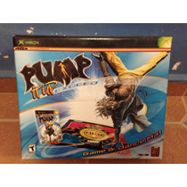 Pump It Up Exceed Xbox Clásico Tapete Juego Sellado
