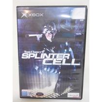 Splinter Cell Juego Xbox Disco E799