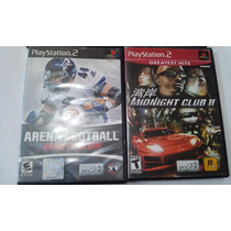 Juegos Originales Xbox Y Playstation Oferta
