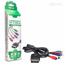 Cable Hd Componente Av Audio Video Para Xbox 1era Generacion