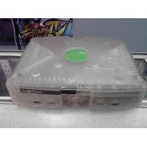Xbox Caja Transparente