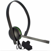 Diadema Xbox One Original Chat Headset