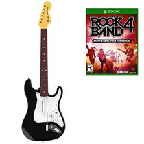 Rock Band 4 Wireless Guitar Bundle- Xbox Uno