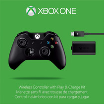 Xbox One Wireless Controll + Play & Charge Kit