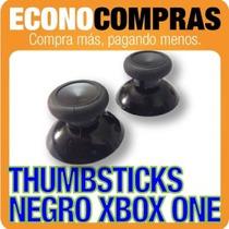 Palanca De Goma Para Joystick Xbox One Negro 100% Nuevo!!!!