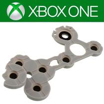 Goma Conductivas Control Xbox One Pad Botones Gomas Membrana