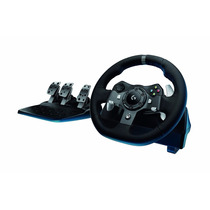 Logitech G920 Volante Gamer Driving Force Pc Xbox One Win7,8