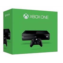 Xbox One 500gb Nuevo Con Juego A Msi