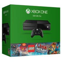 Consola Xbox One 500gb Lego Movie Videogame Blakhelmet Sp