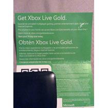 Membresía De 14 Días De Xbox Live