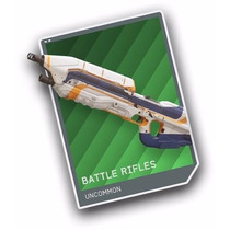 Skin Rifle De Asalto Para Halo 5 ¡¡¡gratis!!!