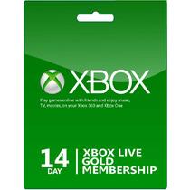Membresia Xbox Live 14 Dias , Envio Inmediato!