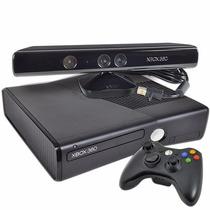 Gratis Envio Consola Xbox 360 E Kinect Juego Control Sport